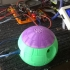 Starwars Deathstar raspberry Pi 3 case print image