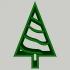 Christmas tree - Take away piece image