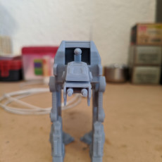 """Picture of print of AT-M6 :  Star Wars """"The Last Jedi"""""""