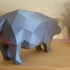 Low Poly Hippo image