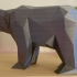Low Poly Bear image