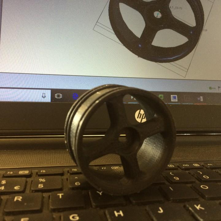1:10 RC Wheel Hub