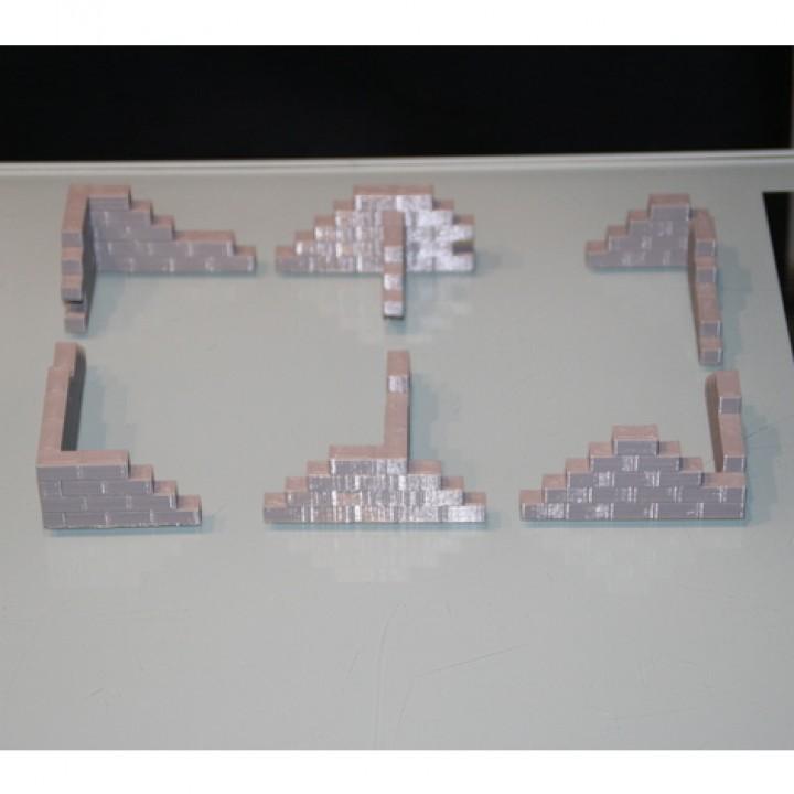 Warhammer 40k Wall / Ruin