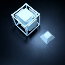 4D Polytope Cube