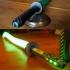 Kryptonite Sword image