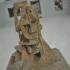 Cubist Bust image