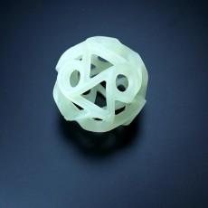 Geometrical pendant