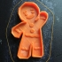 gingerbread man cookie cutter image