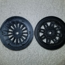 """Picture of print of Dukes, 1.9"""" Scaler Wheel For Redcat Gen7"""