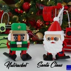 Otto Santa Claus and Nutcracket