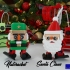 Otto Santa Claus and Nutcracket image