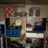Styrofoam shelf/Organizer image