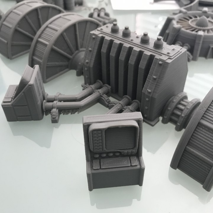Warhammer 40k - Energy Bridge