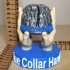 Blue Collar Hands White Collar Mind -Version 2 image