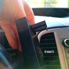 Samsung Galaxy S7 edge car holder