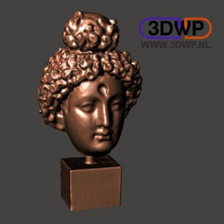 Head of a Buddha MET
