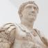 Statue of Emperor Trajan image