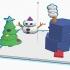 Christmas Scene image