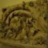 Frieze Panel with cut-out from a vine frieze image