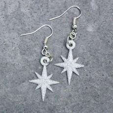 Starflake Earrings