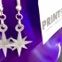 Starflake Earrings image
