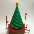"Rotating Christmas Tree  ""Tinkercad Christmas"" image"