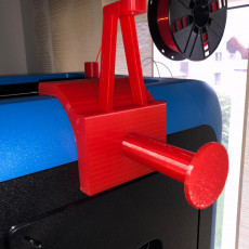 Picture of print of Spool Holder for FlashForge Finder