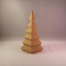 Picture of print of Customizable Christmas Tree