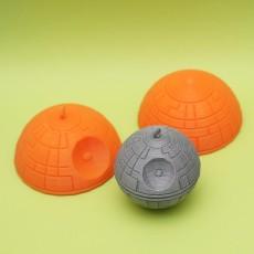 Death Star Christmas Bauble