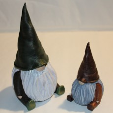 Picture of print of Bearded Gnome