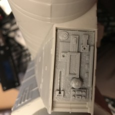 Picture of print of Star Wars Millennium Falcon - Hasbro Missing Details