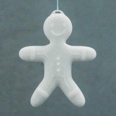 Gingerbread man - Christmas bauble