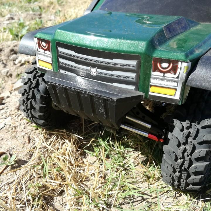 Baja Bumper for Redcat Gen7