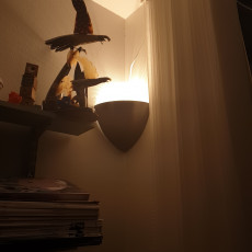 Picture of print of Corner Lamp