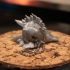 Totally not a Cubone - Keychain image
