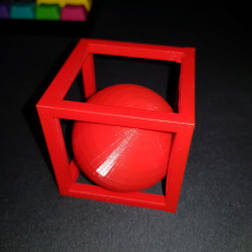 Picture of print of impossible box