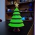 Spinning Christmas Tree image