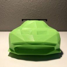 Picture of print of Low-poly Aston Martin Vulcan
