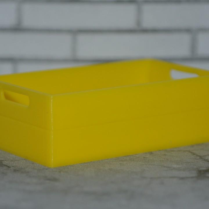 Scale 1/10 tool box 5