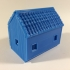 Swedish_house 3dprintable image