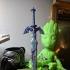 Skyward/Breath of the Wild Master Sword image