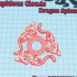 18 kinds of weapons in ancient China Creative Christmas pendant#Tinkercad Christmas image