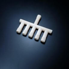 6mm 1 in 5 out Aquarium fittings