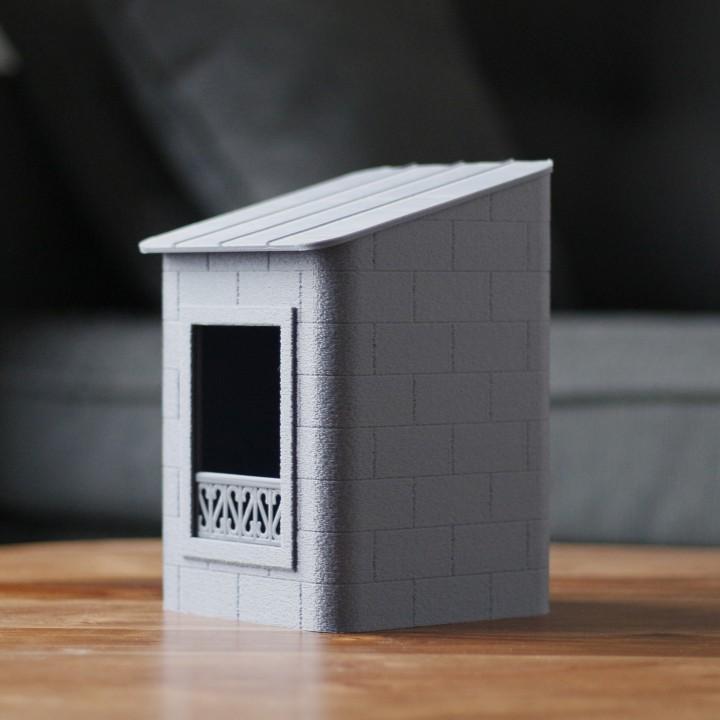 Birdhouse 16eme