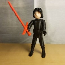 Picture of print of Kylo Ren This print has been uploaded by Junior General