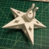 Solstice Star Tree Topper image