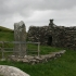Ogham Stone - Ballymorereagh (AN BAILE RIABHACH), Co. Kerry image