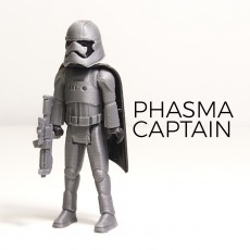 Phasma Captain