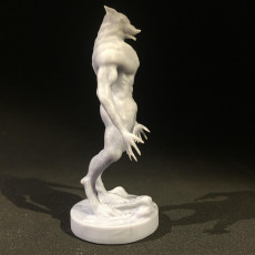 Picture of print of Wolfman