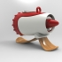Santa's Flying Sleigh image